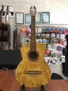(4847) Гитара Классическая Супер Экономный вариант