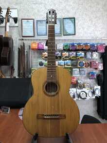 (4617) Гитара Классическая отстройка Мастером