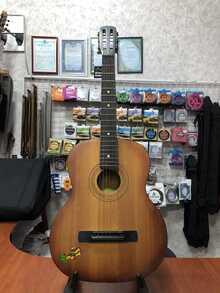 (4637) Гитара Супер вариант для Начинающих