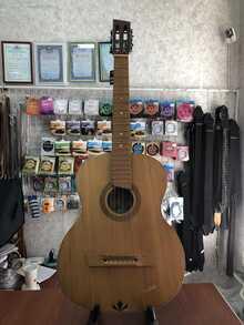 (4598) Гитара После Полной Отстройки Мастером