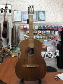 (1076) Гитара для Начинающих Гитаристов После Отстройки Мастером