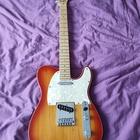 Fender Telecaster American Deluxe  Cherry Sunburst