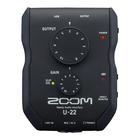 Zoom U-22 2016 чёрный