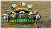 Sleigh Bells- бубенцы, тамбурин, Jingle Stack