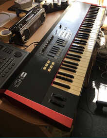 CME UF7 міді midi клавіатура