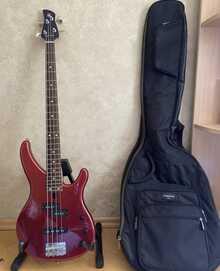 Yamaha Trbx 174  Красный