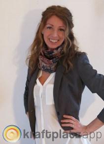 Semira Weingrüll - Projektleiterin der neuen App