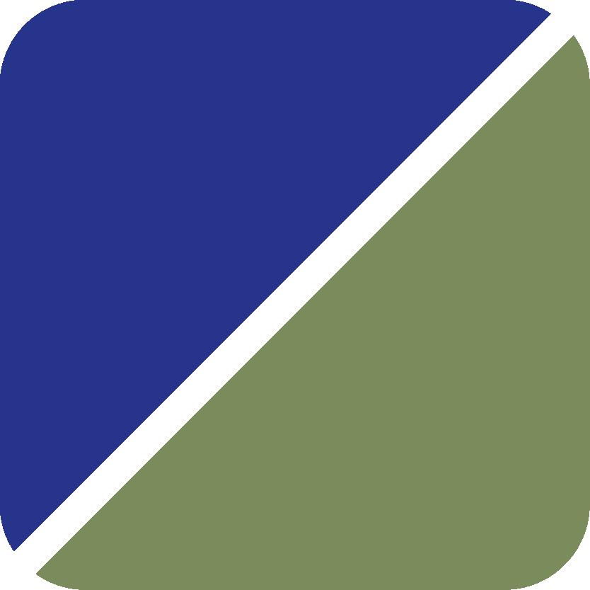 blau-oliv