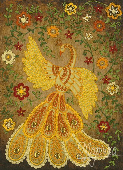 Fairy Firebird | Needlepoint Kits