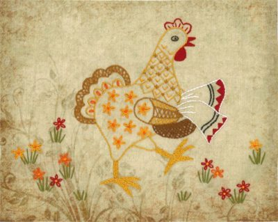 Hen | Needlepoint Kits