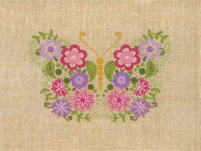 Nice butterfly | Needlepoint Kits