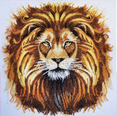 Lion - the king of the animals | Needlepoint Kits