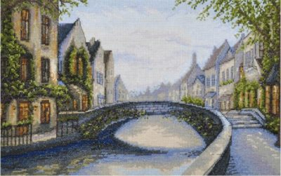 Belgian city | Needlepoint Kits