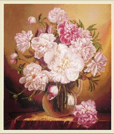 White bouquet | Needlepoint Kits