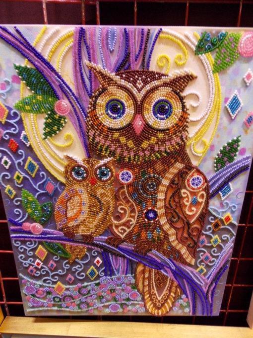 Midnight Owls | Needlepoint Kits