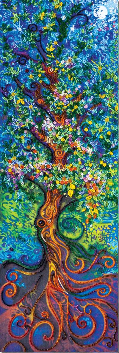 Magic green tree | Needlepoint Kits