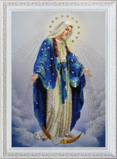 Blessed Virgin Mary | Needlepoint Kits