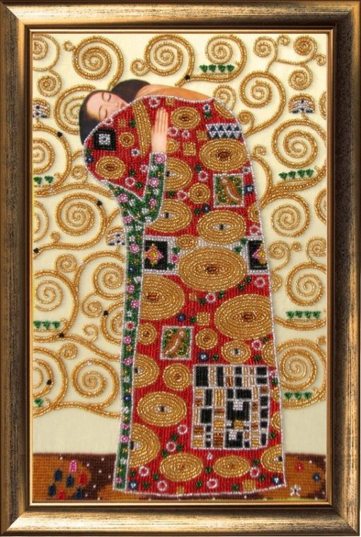 Fulfillment (Gustav Klimt) | Needlepoint Kits