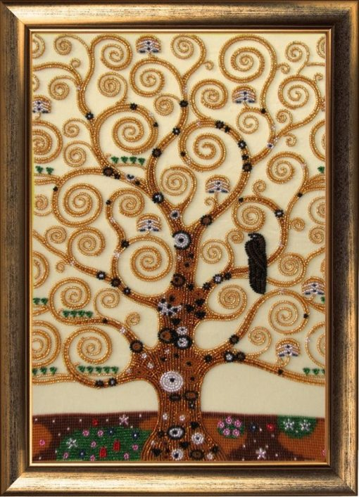 Tree of Life (Gustav Klimt) | Needlepoint Kits