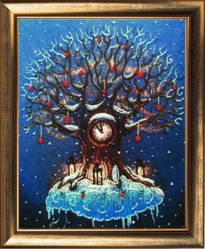 Tree of Times | Needlepoint Kits