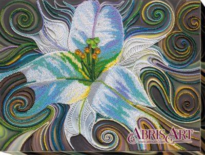 Magic white lily | Needlepoint Kits