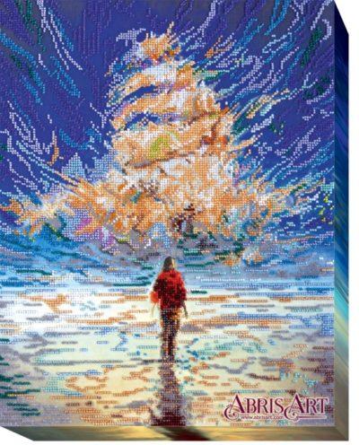 Celestial sailing ship | Needlepoint Kits