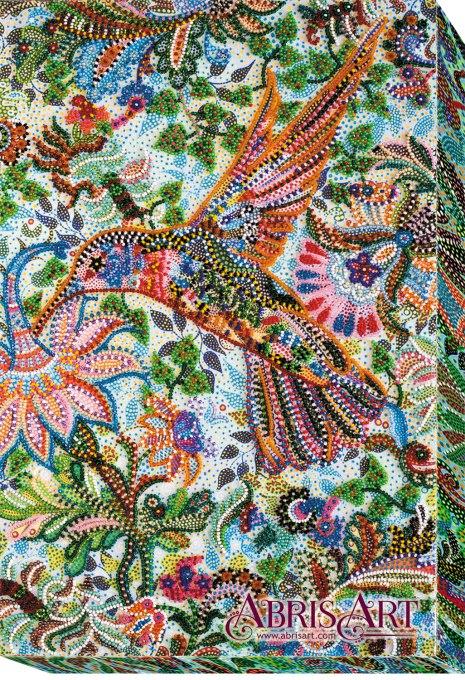The Magic Hummingbird (colibri) | Needlepoint Kits