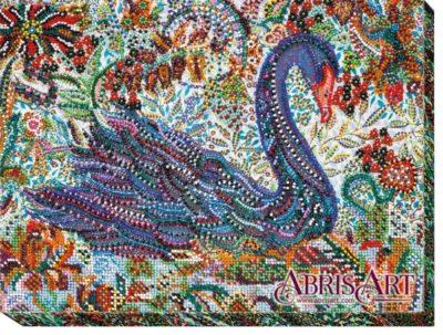 Magic blue swan | Needlepoint Kits