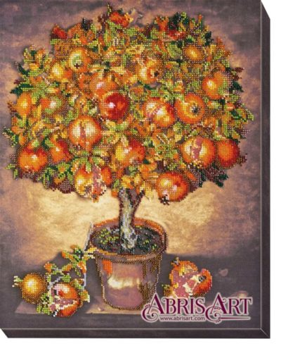 Pomegranate tree | Needlepoint Kits