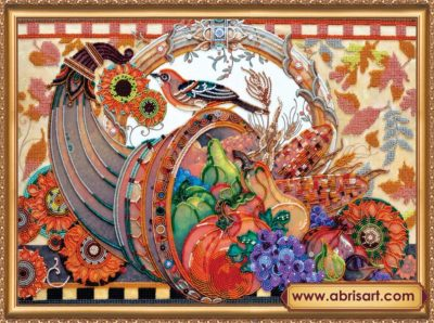 Cornucopia | Needlepoint Kits