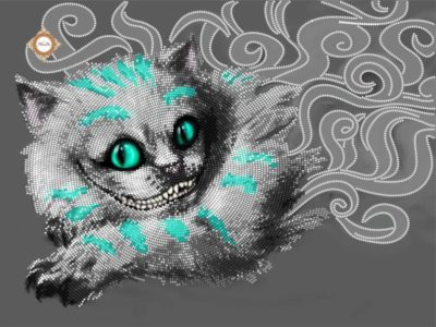 Cheshire Cat | Needlepoint Kits