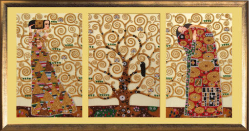 Tree of Life (by Gustav Klimt) | Needlepoint Kits