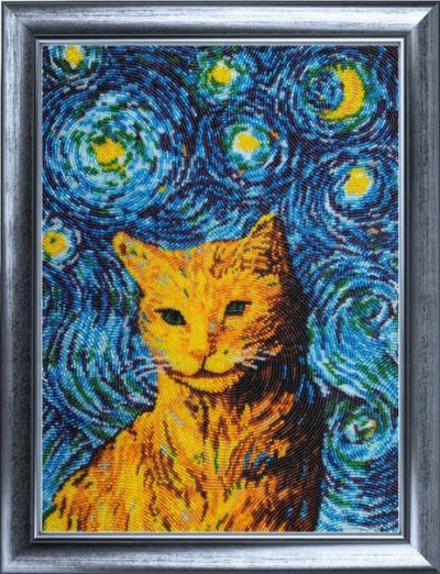Star cat | Needlepoint Kits