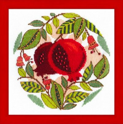 Fruits of Abundance | Needlepoint Kits