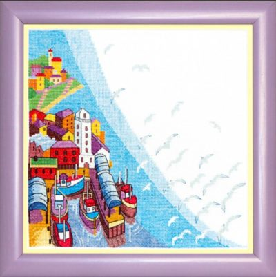 Bright Summer | Needlepoint Kits