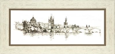 Recollection of Prague | Needlepoint Kits