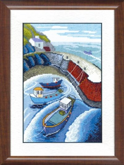 The smell of the sea | Needlepoint Kits