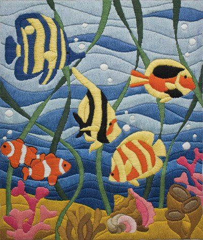 Marine life | Needlepoint Kits
