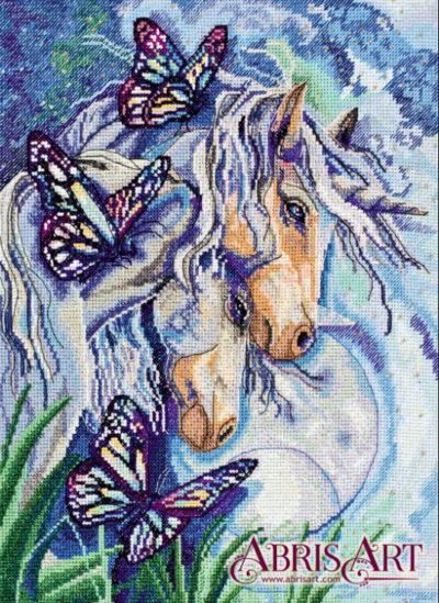 Unicorns | Needlepoint Kits
