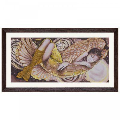 Sleeping angel | Needlepoint Kits