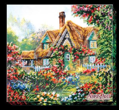 Lovely house | Needlepoint Kits
