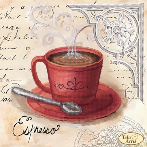 Coffee in Paris. Espresso | Needlepoint Kits