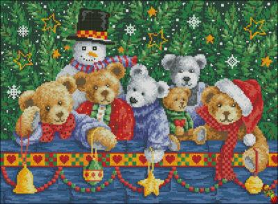 Merry Christmas!   Needlepoint Kits