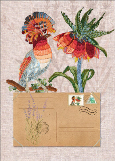 Ambassador of Piece | Needlepoint Kits