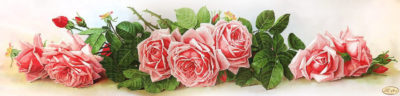 Roses | Needlepoint Kits