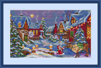 Christmas guest | Needlepoint Kits