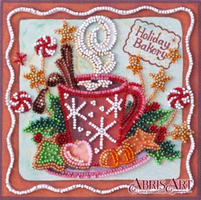 Aroma of the holiday | Needlepoint Kits