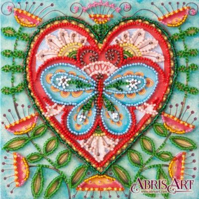 Summer heart | Needlepoint Kits
