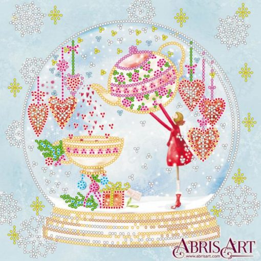 Winter tea | Needlepoint Kits