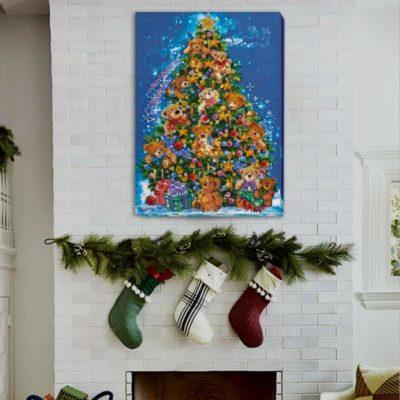 Magic Christmas tree   Needlepoint Kits